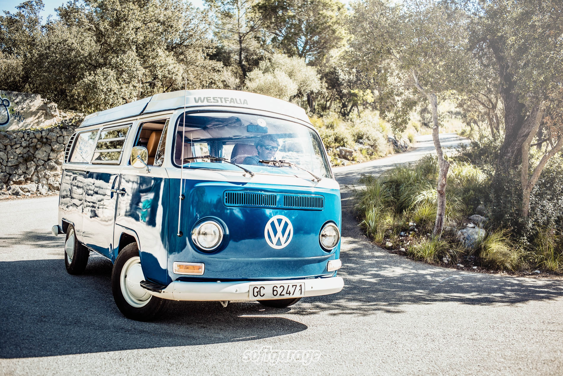 softgarage VW T2 Westfalia