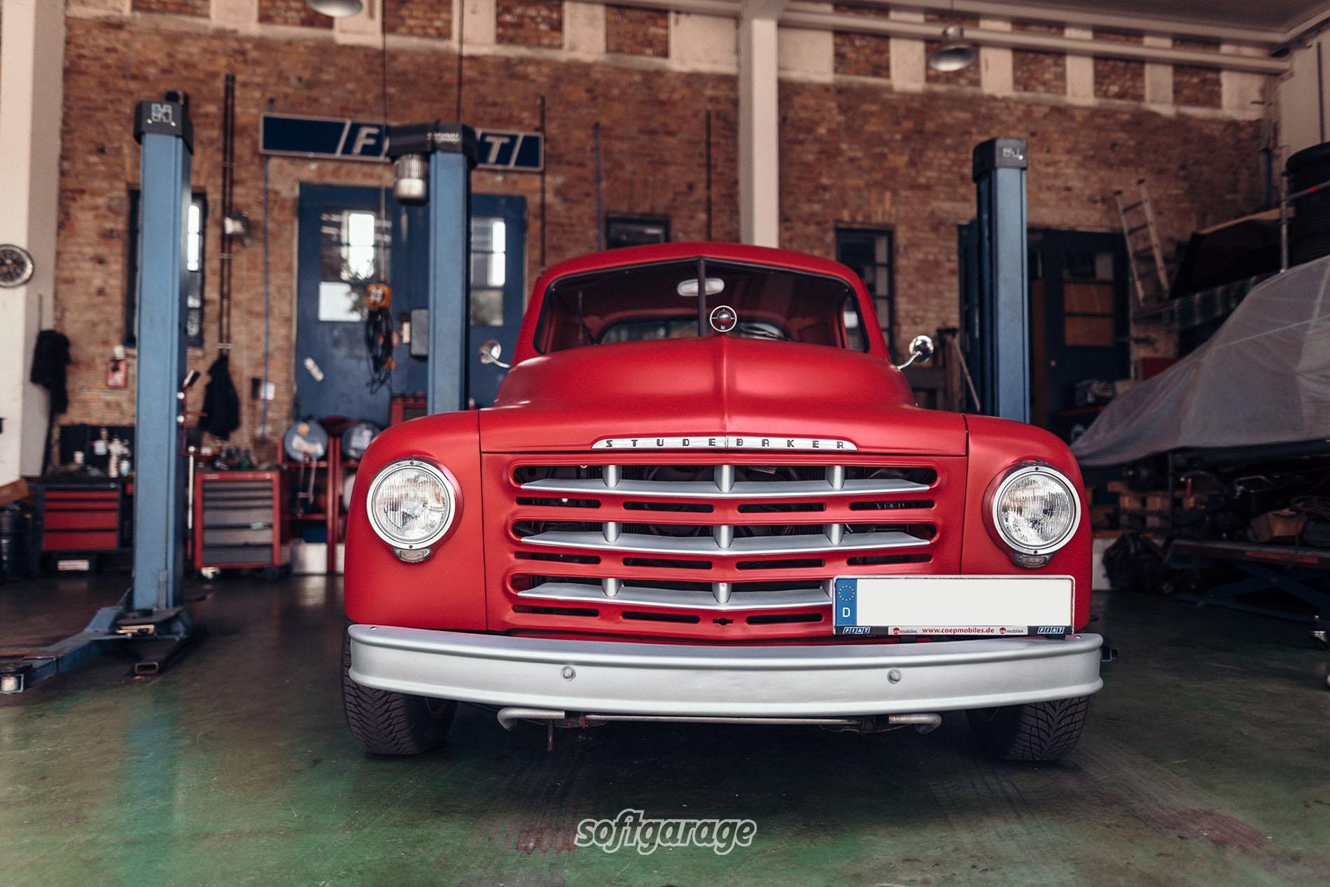 softgarage 1956 Studebaker Pickup