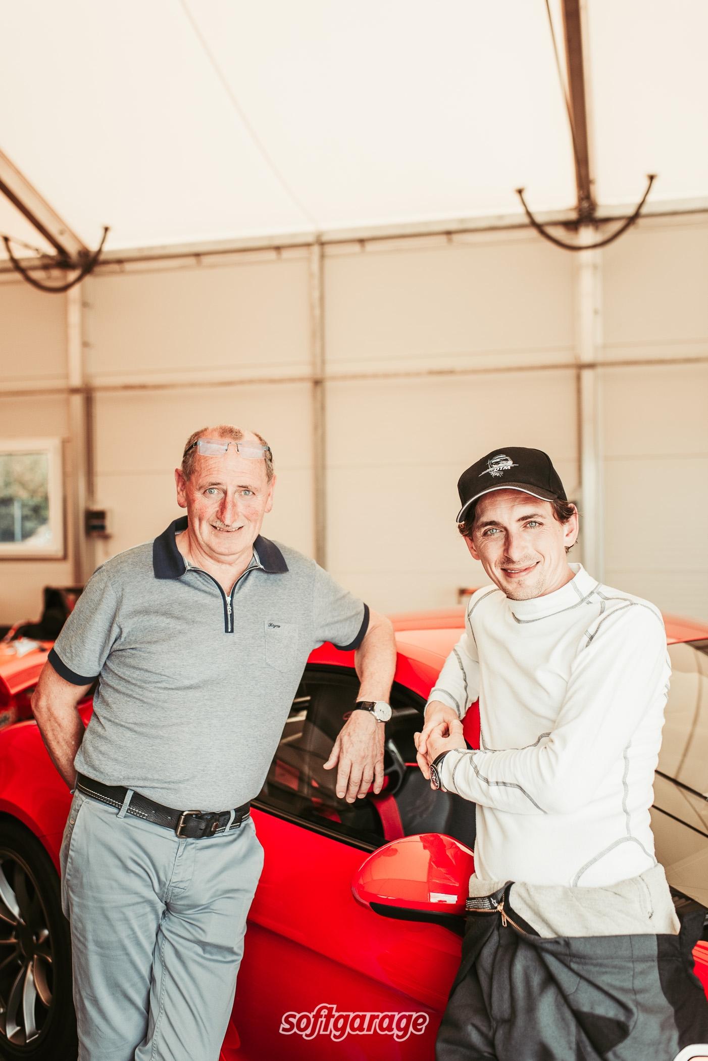 softgarage Porsche GT4 GT3