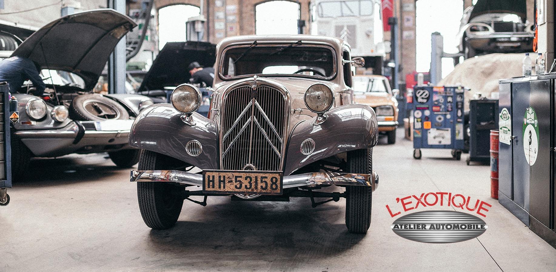 softgarage @ Atelier Automobile