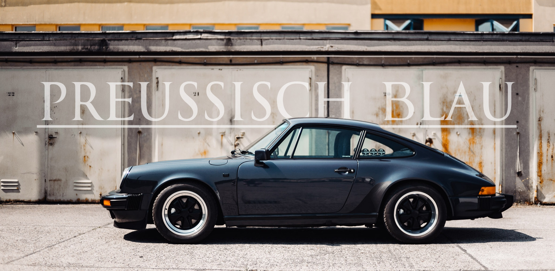 softgarage 1985 Porsche 911 SC